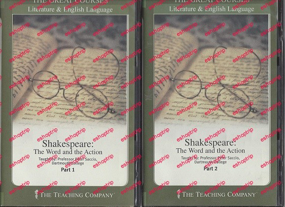 TTC Video Shakespeare The Word and the Action