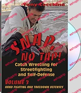 Tony Cecchine Snap No Tap 7 Volume DVD Rip