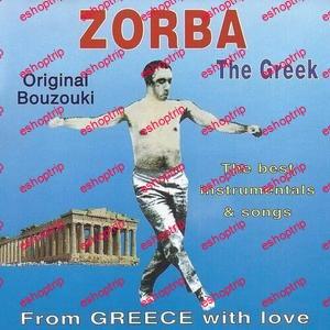 VA Zorba The Greek The Best Instrumentals Songs 2005 Super Sound