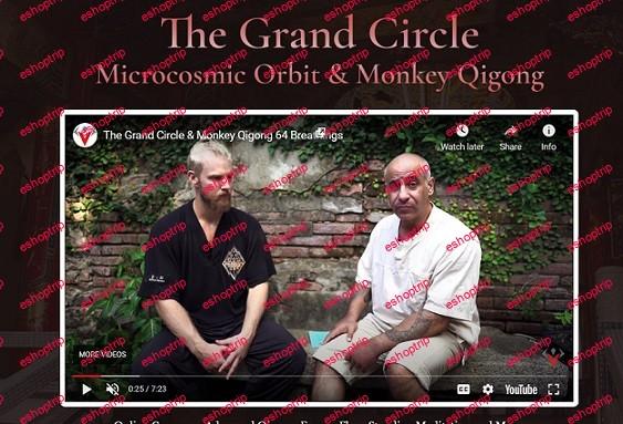 Warrior Neigong The Grand Circle