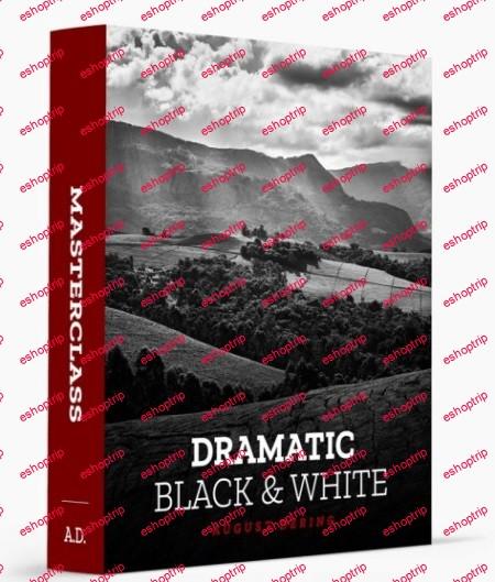 August Dering Dramatic Black White Masterclass