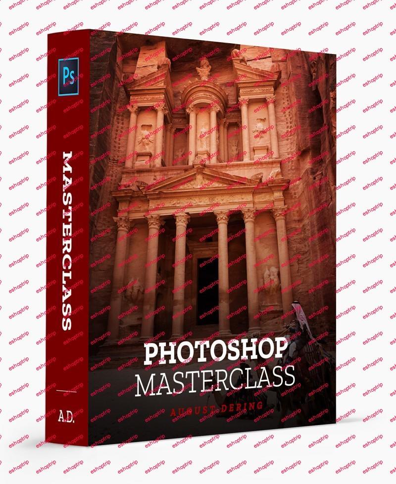 August Dering Photoshop Masterclass