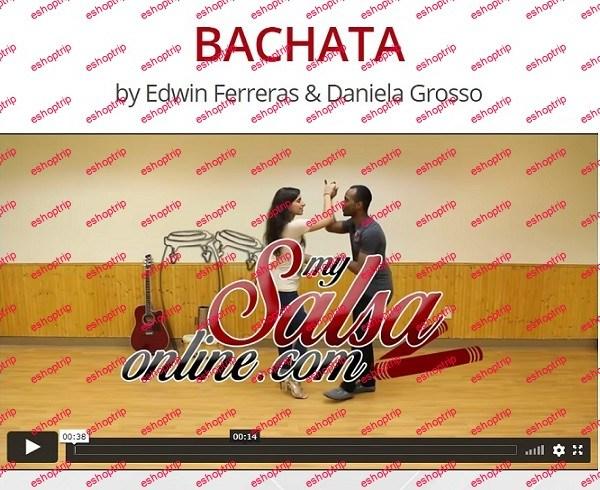 Bachata by Edwin Daniela