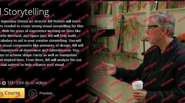 Bill Perkins Visual Storytelling