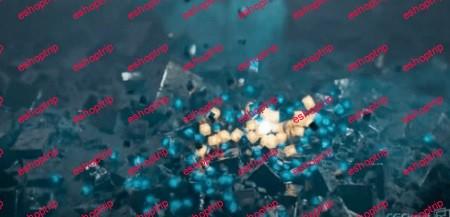 CGCircuit Aggregation Rigid body Self Assembly