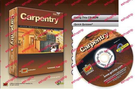 Carpentry 5th Edition CD