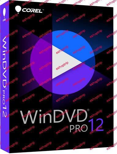 Corel WinDVD Pro 12.0.0.265 SP8 Multilingual