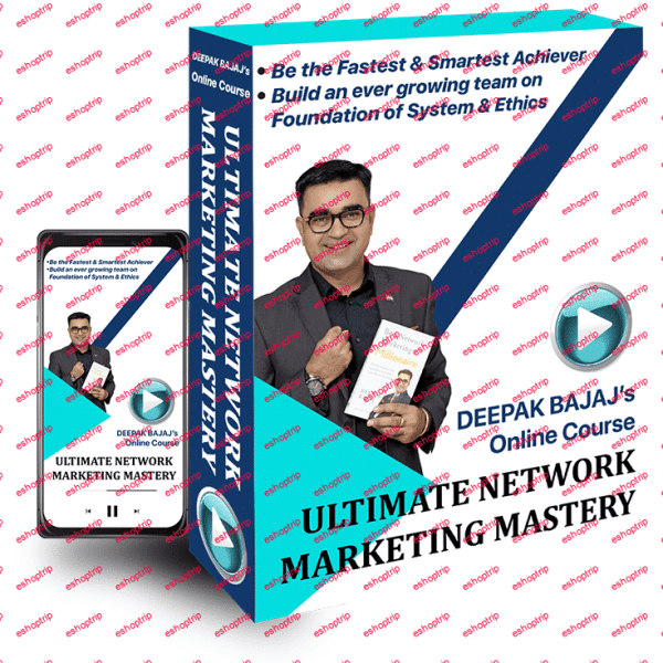 Deepak Bajaj Ultimate Network Marketing