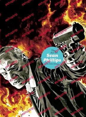 Dynamite Art Of Sean Phillips 2013
