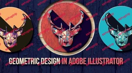 Geometric Design In Adobe Illustrator
