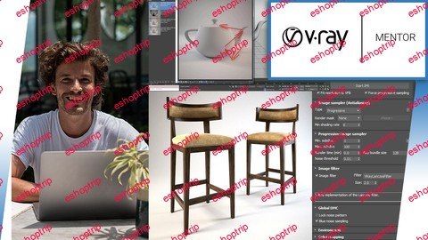 Introduction To V Ray in 3ds Max Official V Ray Mentor