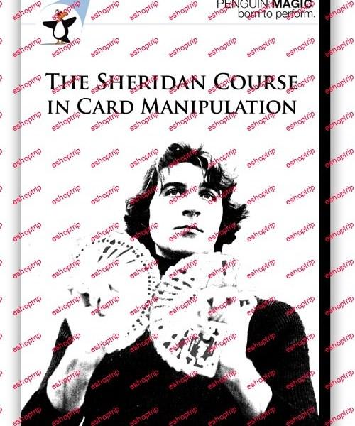 Jeff Sheridan The Sheridan Course in Card Manipulation