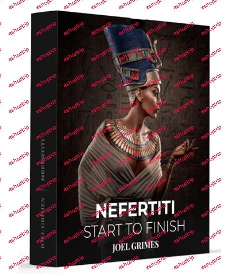 Joel Grimes Photography Start to Finish Nefertiti