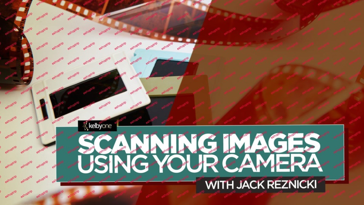 Kelbyone Scanning Images Using Your Camera
