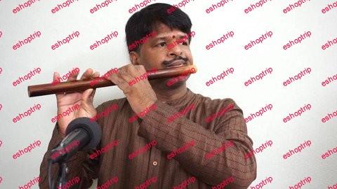 Learn Carnatic Flute Intermediate Level Varnams Volume 8