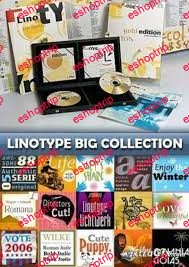 Linotype Font Collection 1.7 Gold Edition