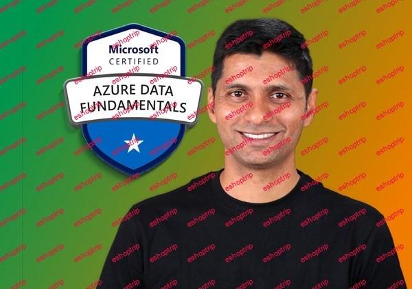NEW DP 900 Azure Data Fundamentals Certification