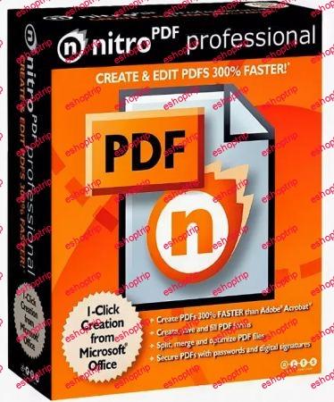 Nitro Pro 13.47.4.957 Enterprise Retail