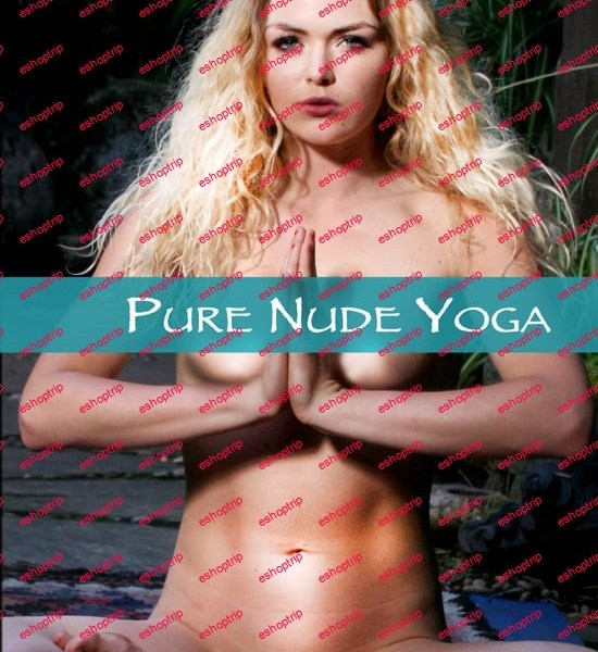Pure Nude Yoga Blonde Goddess