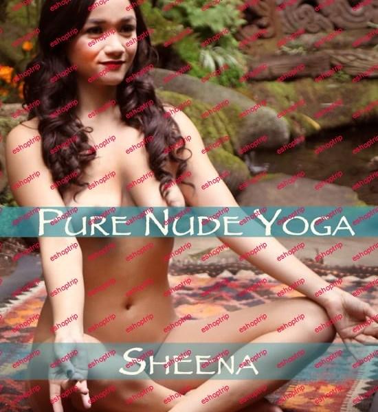 Pure Nude Yoga Sheena