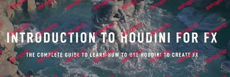 Rabelway Introduction to Houdini for FX
