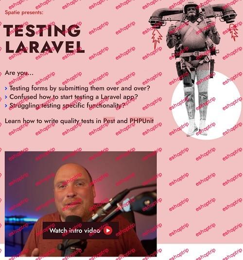 Spatie Testing Laravel Learn how to test Laravel applications