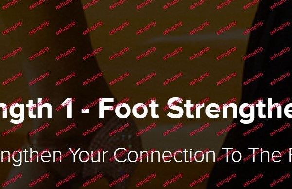 Stretch Strength 1 Foot Strengthening Exercises