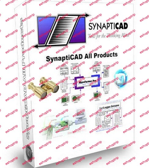 SynaptiCAD Product Suite 20.50