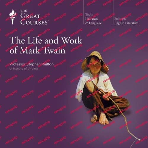 TTC Video Life and Work of Mark Twain