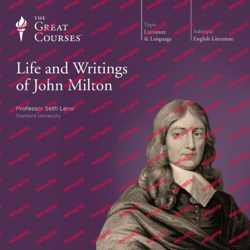 TTC Video Life and Writings of John Milton