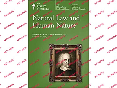 TTC Video Natural Law and Human Nature