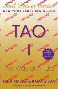 Tao I The Way of All Life