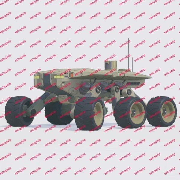 Vehicle Concept Design in NomadSculpt