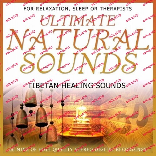 Niall Tibetan Healing Sounds 2008