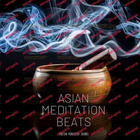 Tibetan Monastery Sounds Asian Meditation Beats 2021