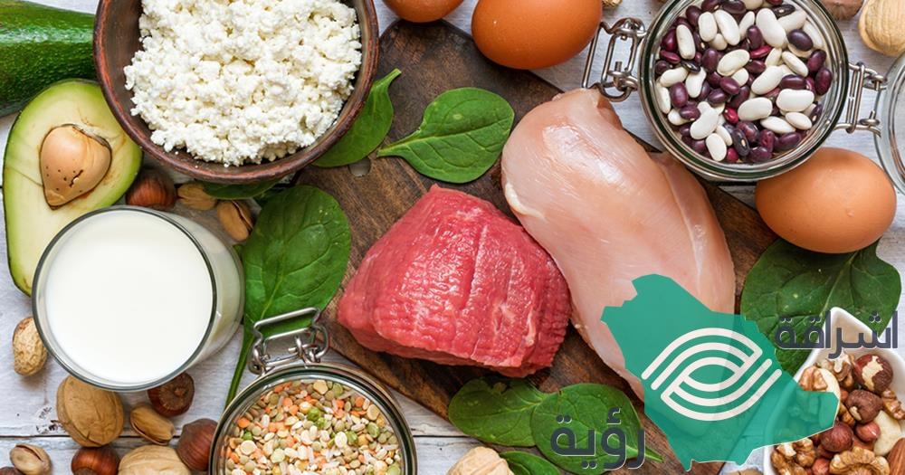 أغذية غنية بالبروتين ينبغي المواظبة عليها
