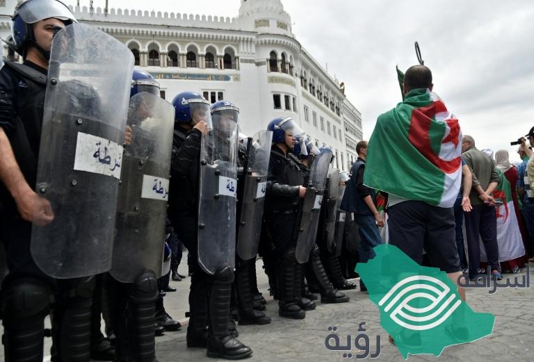 الإعتقالات كانت حاضرة في الأسبوع ال14 من إحتجاجات الجزائر