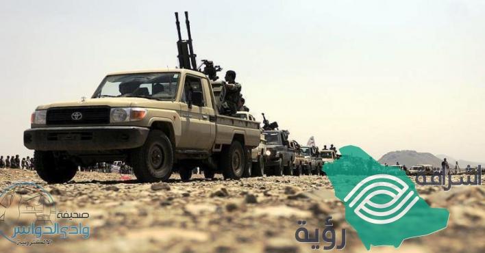 تحرر قوات المنطقة العسكرية الخامسة عددًا من المواقع في منطقة ميدي التي تسيطر عليها المليشيا الحوثية