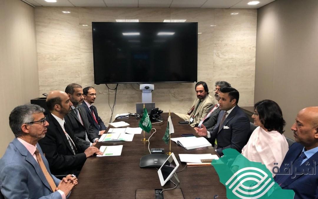 يجتمع وزير العمل والتنمية الإجتماعية مع وزراء العمل بدول مجلس التعاون الخليجي