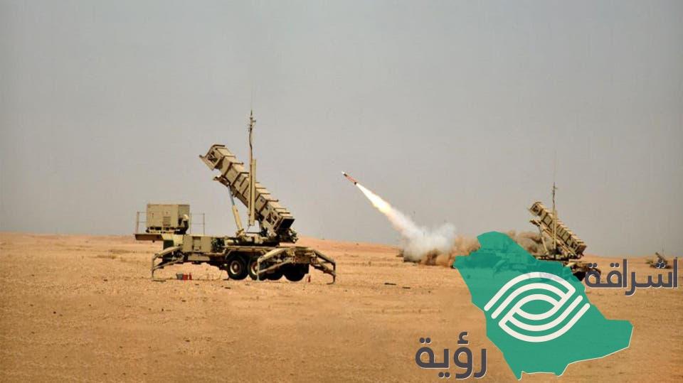 نجاح التحالف في تدمير طائرة مسيرة أطلقها الحوثيون نحو جازان