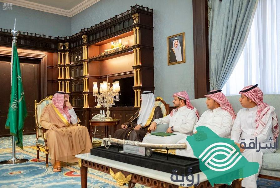 سمو الأمير حسام بن سعود يطلع على منجزات فرع وزارة الإسكان بالباحة