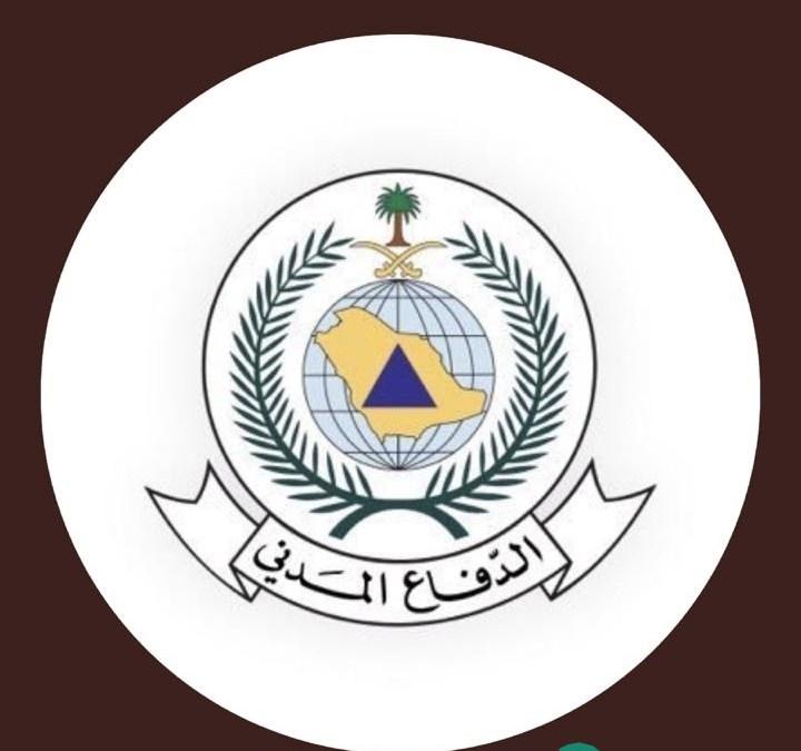 """""""الدفاع المدني """"إصابة 13  شخص واخلاء 80 آخرين من فندق بالطائف تعرض للحريق"""