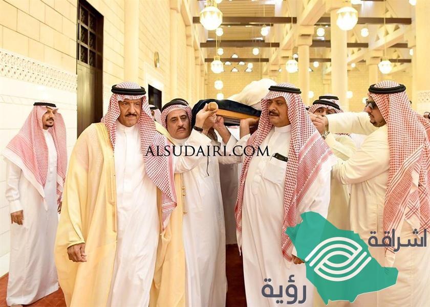 صور.. صلاة الميت على أمير نجران الأسبق وتشييع جثمانه إلى مثواه الأخير