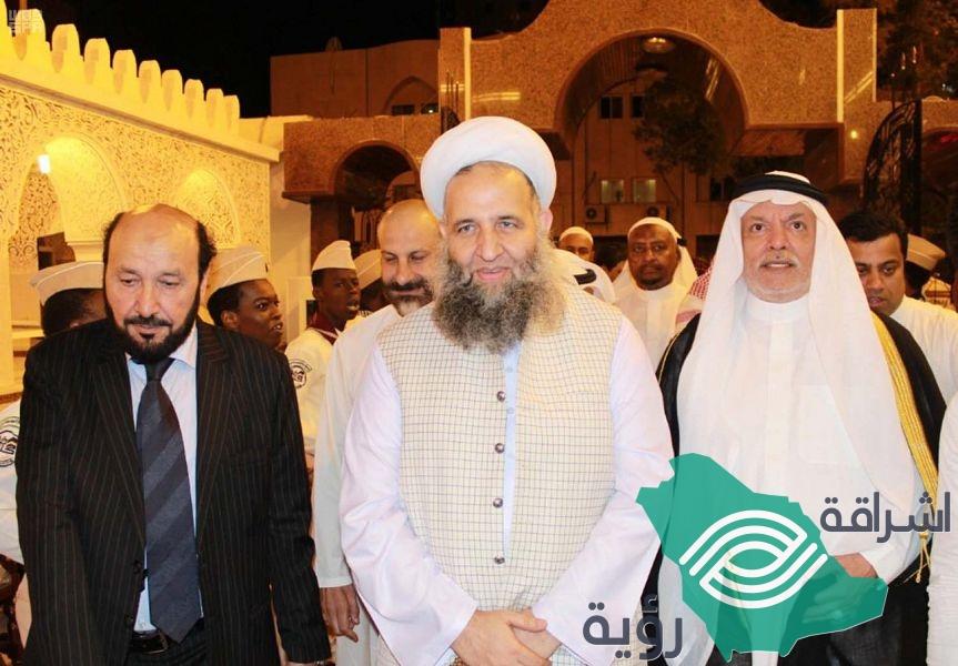 وزير الشؤون الدينية الباكستاني يشيد بالخدمات المقدمة للحجاج خلال موسم الحج