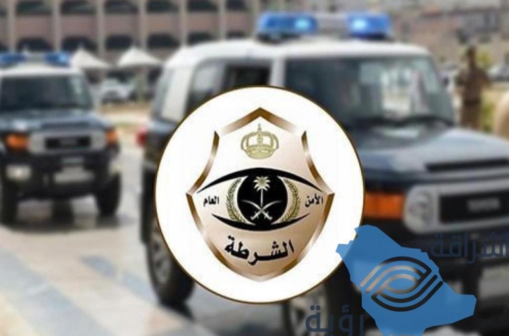 """""""شرطة جازان""""سائق مركبة صدم شخصين عمداً بمحافظة أبي عريش."""