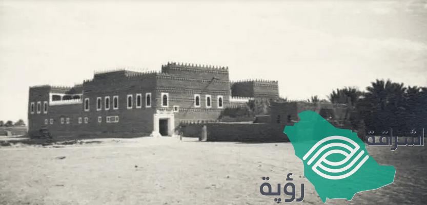 """تعرّف على تاريخ """"قصر الشمسية"""" الذي وجّه ولي العهد بترميمه على نفقته الخاصة"""