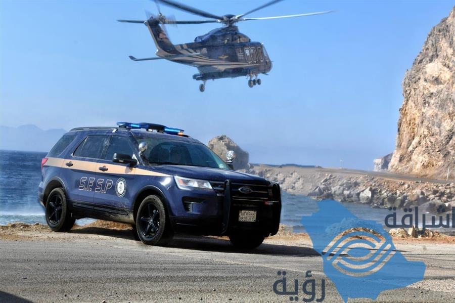 """شاهد.. صور حديثة لقوات الأمن والحماية في """"نيوم"""""""