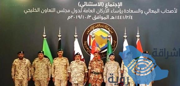 قوات الخليج: سنتعامل بحزم ضد الهجمات الإرهابية