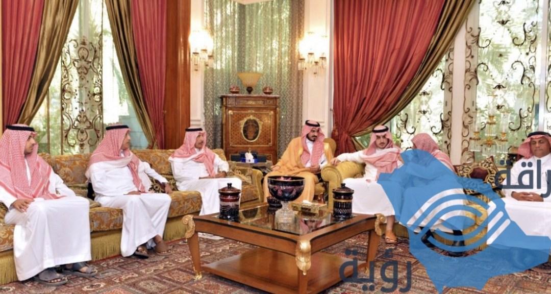 نائب أمير منطقة مكة المكرمة يعزي ذوي مي بنت عبدالملك آل الشيخ -رحمها الله-