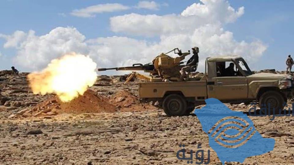 مقـتل وإصابة العشرات في هجـوم صاروخي حـوثي استهدف مسجداً داخل معسكر بمأرب